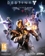 Capa de Destiny: The Taken King
