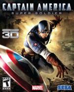 Capa de Captain America: Super Soldier
