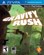Capa de Gravity Rush