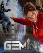 Capa de Gemini: Heroes Reborn