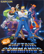 Capa de Captain Commando