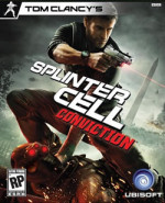 Capa de Tom Clancy's Splinter Cell: Conviction