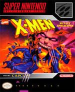 Capa de X-Men: Mutant Apocalypse