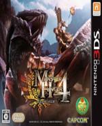 Capa de Monster Hunter 4