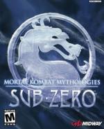 Capa de Mortal Kombat Mythologies: Sub-Zero