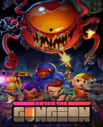 Capa de Enter the Gungeon