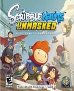 Capa de Scribblenauts Unmasked: A DC Comics Adventure