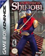 Capa de The Revenge of Shinobi (Game Boy Advance)
