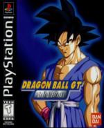 Capa de Dragon Ball GT: Final Bout