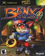 Capa de Blinx: The Time Sweeper