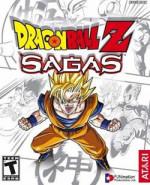 Capa de Dragon Ball Z: Sagas