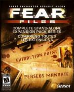 Capa de F.E.A.R. Files