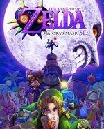 Capa de The Legend of Zelda: Majora's Mask 3D