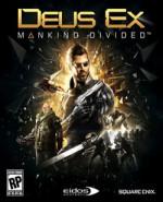 Capa de Deus Ex: Mankind Divided