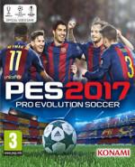 Capa de Pro Evolution Soccer 2017