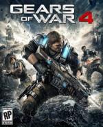 Capa de Gears of War 4