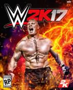 Capa de WWE 2K17