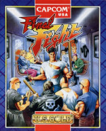 Capa de Final Fight