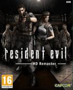 Capa de Resident Evil HD Remaster