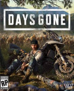 Capa de Days Gone