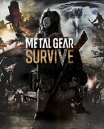 Capa de Metal Gear Survive