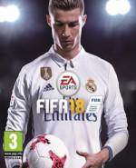 Capa de FIFA 18