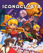 Capa de Iconoclasts