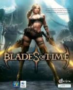 Capa de Blades of Time