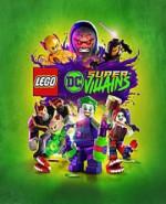 Capa de Lego DC Super-Villains