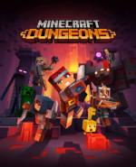 Capa de Minecraft: Dungeons