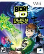 Capa de Ben 10: Alien Force