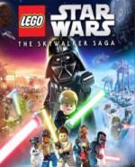 Capa de LEGO Star Wars: The Skywalker Saga