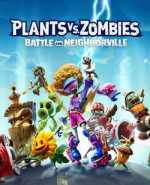 Capa de Plants vs Zombies: Battle for Neighborville
