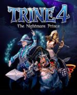 Capa de Trine 4: The Nightmare Prince