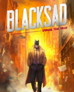 Capa de Blacksad: Under the Skin