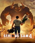 Capa de Serious Sam 4
