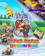 Capa de Paper Mario: The Origami King