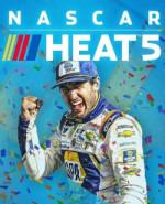 Capa de NASCAR Heat 5