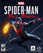 Capa de Marvel's Spider-Man: Miles Morales