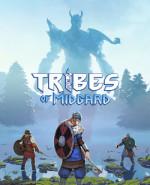Capa de Tribes of Midgard