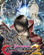 Capa de Bloodstained: Curse of the Moon 2