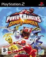 Capa de Power Rangers Dino Thunder