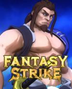 Capa de Fantasy Strike