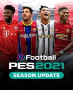 Capa de eFootball PES 2021