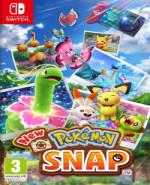 Capa de New Pokémon Snap