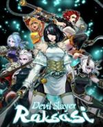 Capa de Devil Slayer - Raksasi