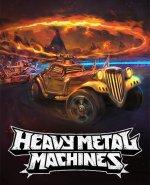 Capa de Heavy Metal Machines