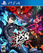 Capa de Persona 5 Strikers