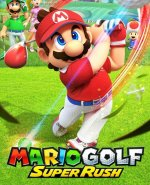 Capa de Mario Golf: Super Rush