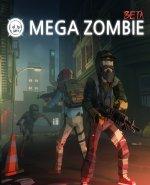Capa de Mega Zombie